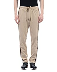 Monte Carlo Mens Relaxed Fit Joggers (21803609-6_Light Brown_42W x 31L)