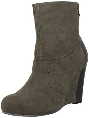 G-Star Footwear Fulton High, Boots femme - Marron (Dark Brown), 39 EU