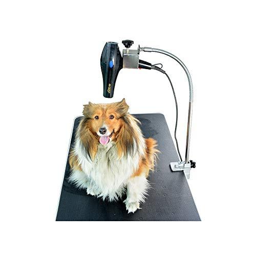 Hund Haartrockner stehen, Pet Grooming Professional Haartrockner stehen Pet Haartrockner Hund Wasser gebläse Halter Halterung feste Halterung Schönheit Tisch ständer -
