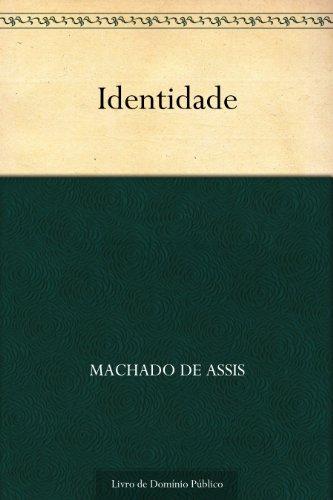 Identidade (Portuguese Edition) book cover