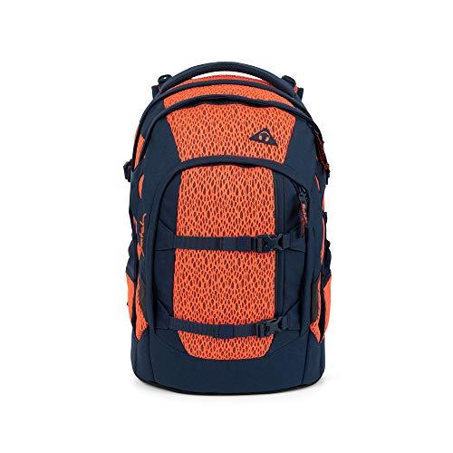 satch Pack ergonomischer Schulrucksack für Mädchen und Jungen - Supernova