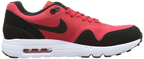 Nike Herren Air Max 1 Ultra 2.0 Essenziale Sneaker Marciume (università Rosso / Nero Bianco)