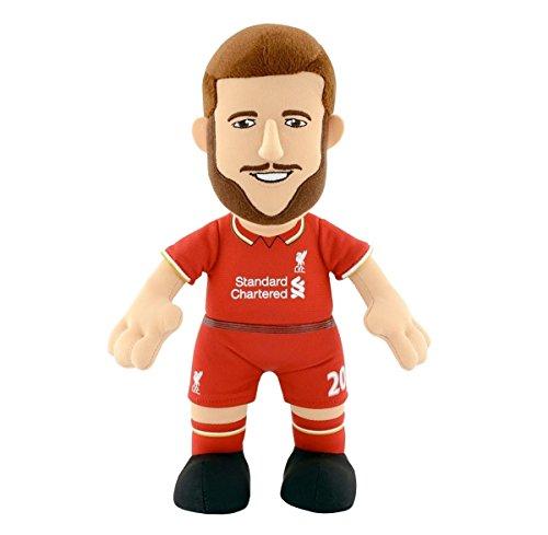 "Tribüne (Architektur) Kreaturen bc10replal/LIV 25,4cm ""Liverpool FC Adam LALLANA Tribüne (Architektur) Creature"" Plüsch Figur"