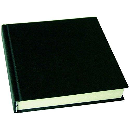 Hahnemühle Skizzenbuch A4 120g 64 Blatt Schwarz Hardcover