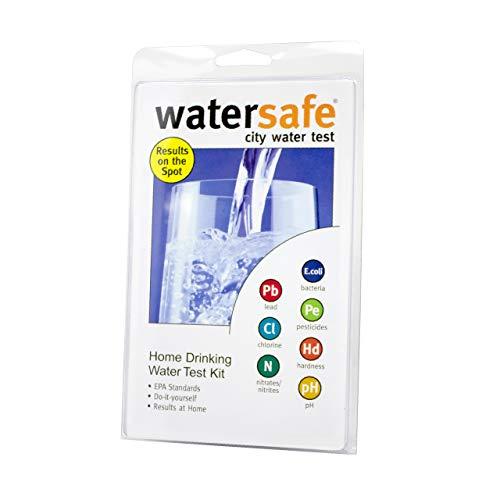 Watersafe, Kit per Analisi dell\'Acqua Potabile