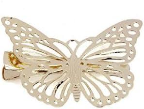 Ashiana Butterfly Hairpin Side Clip (Single)