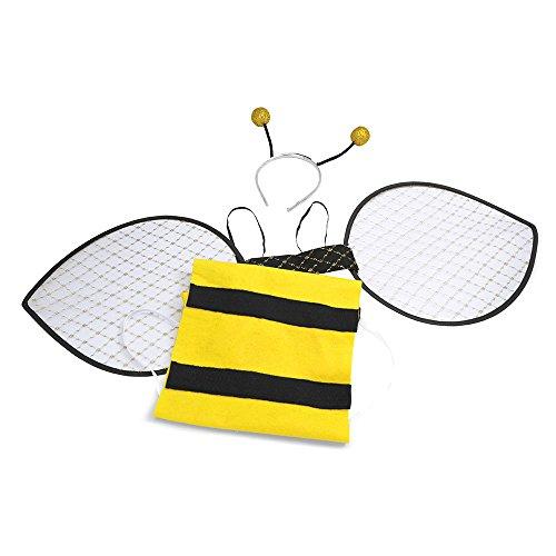 Bristol Novelties - Disfraz de abeja adultos (DS005)