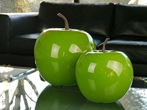deko-artikel-apfel-oe34-x-h35cm-aus-fiberglas-in-hochglanz-mittelgrun