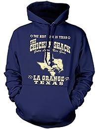 ZZ Top La Grange inspired Chicken Shack, Hoodie