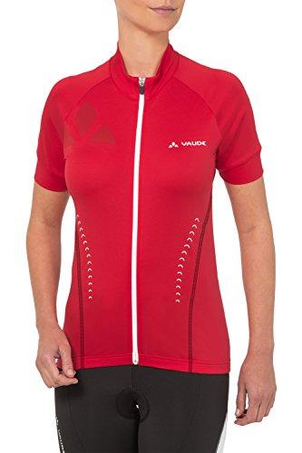 Vaude Damen Trikot Women's Pro Tricot, Red, 36, 04967
