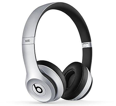 Beats by Dr. Dre Solo 2 Wireless Kopfhörer (On-Ear) grau