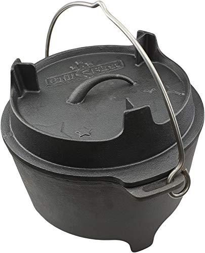 Grillfürst Dutch Oven BBQ Edition DO6 - Feuertopf
