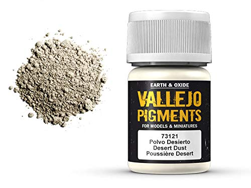 Vallejo Pigments 73121 Desert Dust (35ml) -