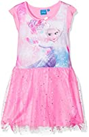 Disney Frozen Girl's Frozen Sportswear Set, Pink, 4-5 Years (Manufacturer Size:6 Years)