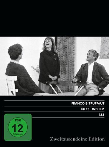 Bild von Jules und Jim. Zweitausendeins Edition Film 133