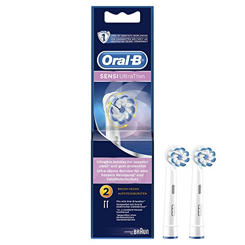 - 410ePffEBXL - Oral-B Sensi Clean Electric Toothbrush Replacement Heads