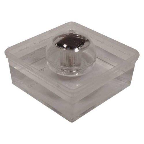 Mauk 1524 LED Solar Poolkugel mit Lichtsensor