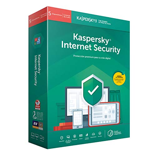 Kaspersky Lab KIS_2019_5DEV_1Y_Mini_BS_NOCD_ES
