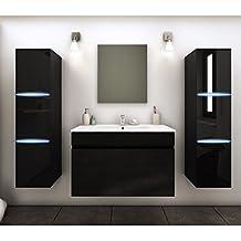 Amazon meuble salle de bain colonne vasque