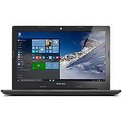 Lenovo G50-80 80E503G1IN 15.6-inch Laptop (Core i3-5005U/8GB/500GB/Windows 10 Home/Integrated Graphics), Black