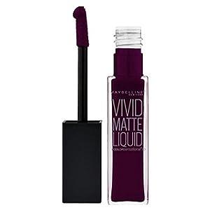 Maybelline Lipstick Vivid Matte 45 Possessed Plum