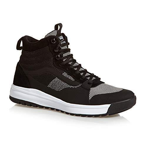 Sneaker Vans Vans Trainers - Vans Ua Ultrarange Hi Dx Trainers - Yc Knit Black/True White