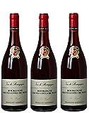 François Martenot France Burgundy Vin Pré Royal AOP Hautes Côtes de Nuits 75 cl - Lot de 3