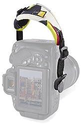 Case Logic SDHS-101 Saigon DSLR Hand Strap For DSLR Camera - Triangles