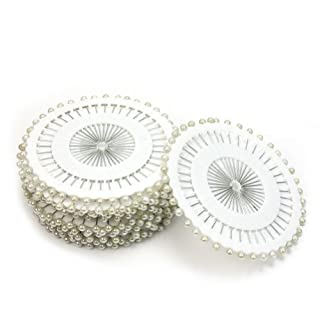 480PCS Round Head Dressmaking Faux Pearl Sewing Party Decorating Pins Craft Hot