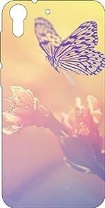 Go Hooked Designer HTC Desire 828 Designer Back Cover   HTC Desire 828 Printed Back Cover   Printed Soft Silicone Back Cover for HTC Desire 828