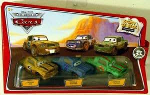 Disney Pixar Cars - storytellers - Cousin Jud - Cousin Buford - Cousin Cletus - Véhicule Miniature - Voiture