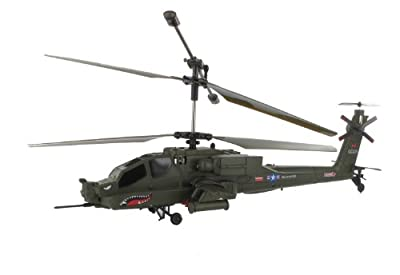 Syma SYS113G 3 Channel R/C Apache Large Helicopter
