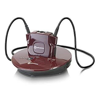 Amplicomms TV 2510-NL Wireless Amplified Inductive Neck Loop Hearing System With Digital Optical In