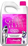 Pretty Pooch® Gentle Touch Dog Shampoo & Conditioner - 2 Litres (Baby Powder Fragrance) - A Non-itchy, Professional Deep Cleaning Shampoo for Dogs with Sensitive Skin! (2 Litre Baby Powder)