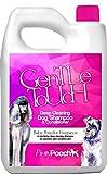 Pretty Pooch® Gentle Touch Hundeshampoo & Conditioner – 2 Liter (Baby Powder Duft) – EIN Nicht juckendes, professionelles Tiefenreinigungs-Shampoo für Hunde mit empfindlicher Haut.