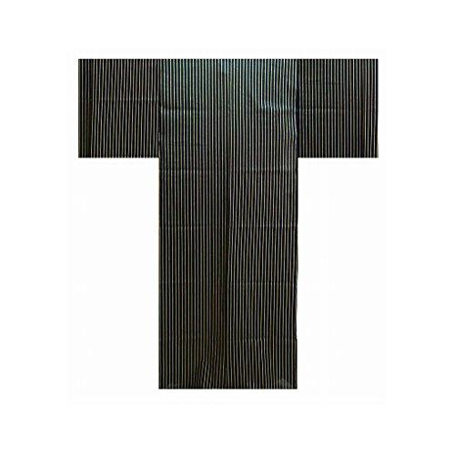 Yukata Japonais - Bata - para hombre negro XL