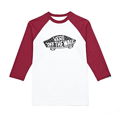 88bf60cd17e167 Vans classic logo logo long sleeve tshirt the best Amazon price in ...