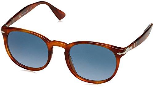 Persol Sonnenbrille Polasiert 3157 Terra Di Siena 96/Q8, 52