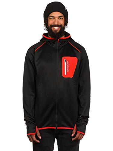 Preisvergleich Produktbild Ortovox Herren Fleecepullover Merino Fleece Jacket