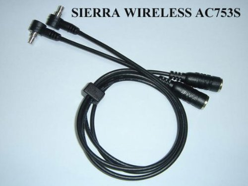 citywirelessca Sierra Wireless Aircard 753S ac753s 753 Externe Antenne Adapter Kabel mit FME-Stecker Aircard Antenne Adapter