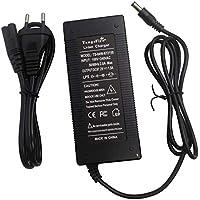 TangsFire Cargador de batería de 67.2V 1.5A Ebike para 60V 16S 57.6V 59.2V 64V batería de Iones de Litio DC5.5 * 2.1MM Conector