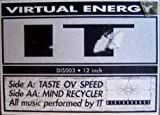 "It: Virtual Energy [Limited Side Clear 12"" Vinyl]"