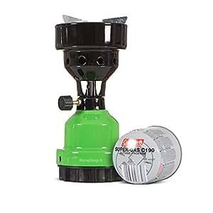 Allume Gaz - Briquet 28cm - Electronique + Flacon recharge 18ml