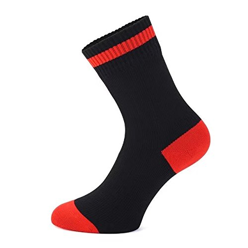 410eeI7dPWL. SS500  - Waterproof breathable socks By OTTER for MEN and WOMEN. For outdoor activities golf running cycling hiking walking. With COOLMAX® CORE technology transports moisture away from the skin
