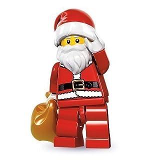 LEGO®minif igures Series 8–Santa Toy (English Manual)