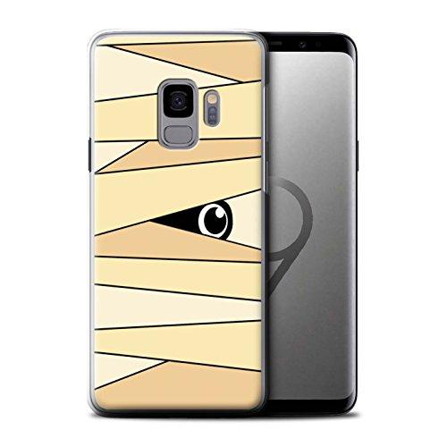 lle/Case für Samsung Galaxy S9/G960 / Mumie Muster/Halloween Zeichen Kollektion ()