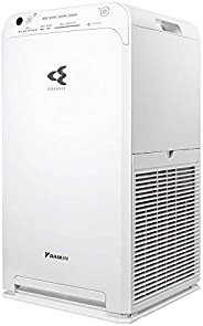 Daikin MC55VB Air Purifier  Patented Streamer Technology with 10 Years Electrostatic HEPA Filter and Triple De