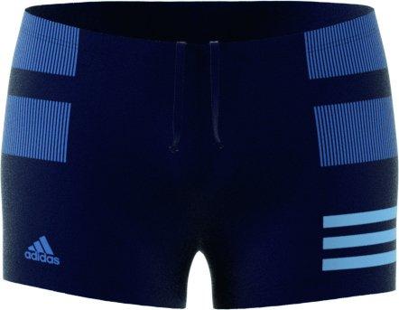 adidas Herren Infinitex III Boxer Badehose, Legend Ink/Ash Blue/Trace Royal, 6