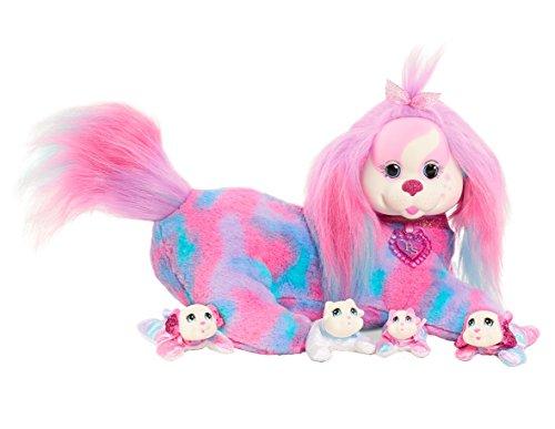 Puppy Surprise Plüsch: Eliza (lila Tie Dye)–Wave 8