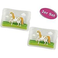 Taschenwärmer Pferd, 2er Set - Wichtelgeschenk, Handwärmer, Taschenheizkissen preisvergleich bei billige-tabletten.eu